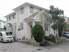 戸建て住宅塗装